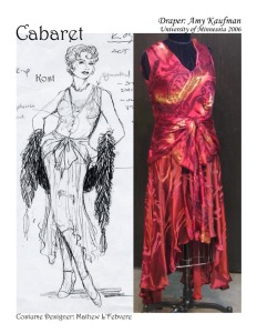 Cabaret drape